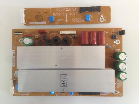 Placa Z-sus X Main + Sub Tv Samsung Pl50c450b1mxzd