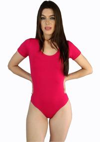 Blusa Feminina Body Stretch Manga Curta
