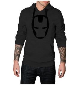 Blusa Moletom Marvel Vingadores Avengers Homem De Ferro Inve