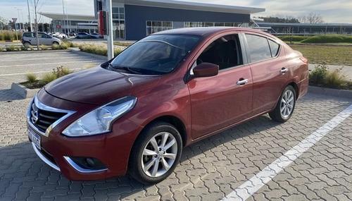 Nissan Versa Advance M/t 1.6 2017