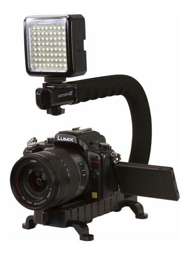 Estabilizador Steady Scorpion Para Gopro, Nikon, Canon, Sony