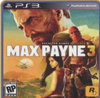 Max Payne 3 Ps3 Jogo
