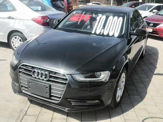Audi A4 2.0 T Luxury 225hp Mt 2014