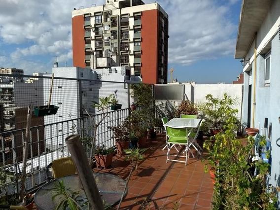 3 Amb Con Dep Tipo Duplex Con Balcon Terraza Y Terraza!!!