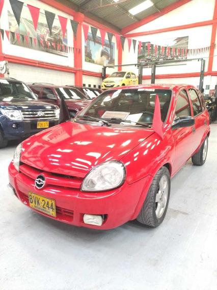 Chevrolet Chevy C2 Rojo 2005