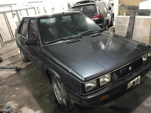 Imagen 1 de 12 de Renault R11 1991 1.4 Ts