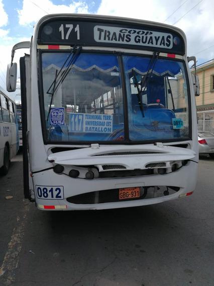Vendo Bus Mercedes Benz, Año 2006