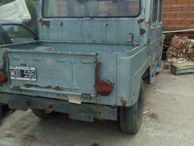 Jeep Ika Original Única Mano Tres Puertas