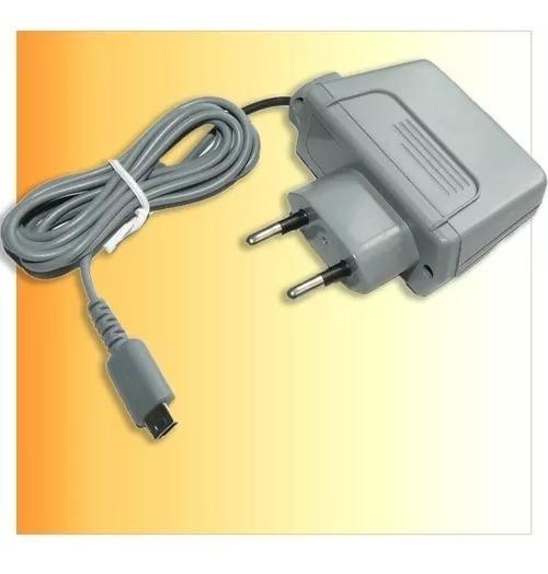 Carregador Fonte Parede P/ Nintendo Ds Lite 110v/220v