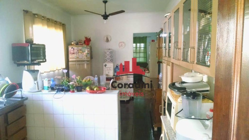 Imagem 1 de 18 de Casa Com 3 Dormitórios À Venda, 145 M² Por R$ 390.000 - Jardim Santa Rosa - Nova Odessa/sp - Ca1967