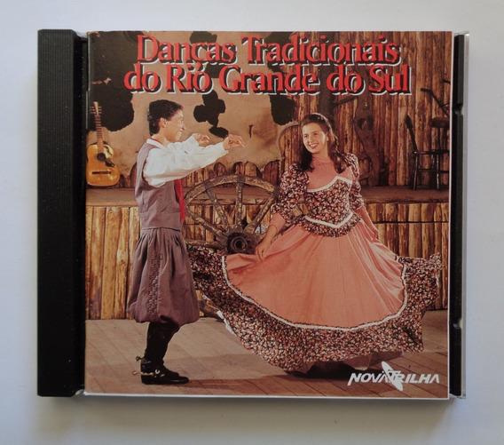 Danças Tradicionais Do Rio Grande Do Sul Cd Nac Vários Artis