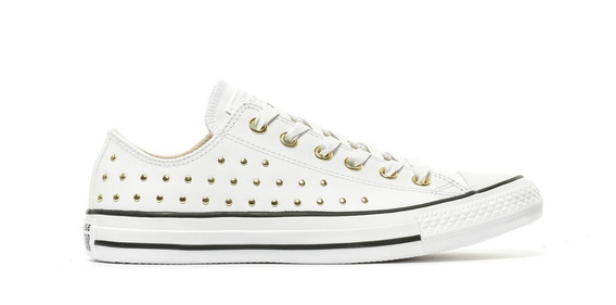 Zapatillas Converse Chuck Taylor All Star Con Tachas Mujer