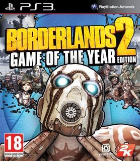 Borderlands 2 Ultimate + Extras Español   Ps3   Tenelo Hoy