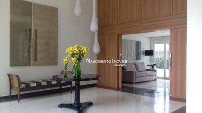 Cobertura Residencial À Venda, Cambuí, Campinas. - Co0045