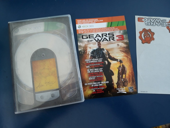 Jogo Gears Of War 3 Edição Especial Pal