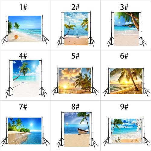 2/x tr/ípodes sistema de fondo profesional para fotograf/ía /Set de sistema de fondo de fotograf/ía de 2/x 3/m que incluye 4/x barras transversales Amzdeal 1/x bolsa de transporte