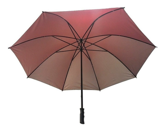 Paraguas Estilo Golf Gigante Reforzado Unisex 3 Colores