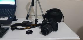 Camera Nikon D5100 + Acessorios