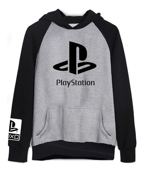 Moletom Blusa De Frio Sony Playstation Ps3 Ps4