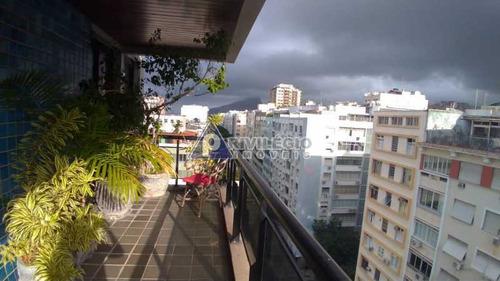 Imagem 1 de 30 de Apartamento À Venda, 4 Quartos, 2 Suítes, 6 Vagas, Copacabana - Rio De Janeiro/rj - 7452