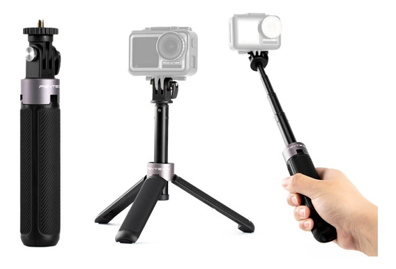 Mini Bastão Tripé Osmo Action / Gopro / Câmeras Dslr Pgytech