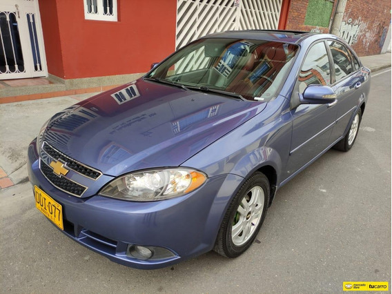 Chevrolet Optra Advance 1.8 Sunroof M.t A.a Fe