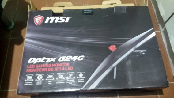 Monitor 144hz Msi Optix G24c