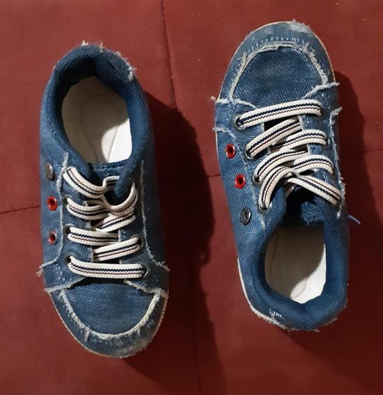 Sapato Masculino Infantil Klin N° 24