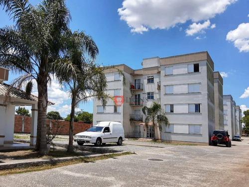 Apartamento Com 2 Dormitórios À Venda, 46 M² Por R$ 127.000 - Santa Fé - Gravataí/rs - Ap0703