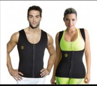 Faja Chaleco Reductora Hot Shapers Mujer O Hombre