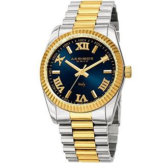 Akribos Xxiv Serie Ak1034 Para Hombre Reloj De Pulsera De Ac