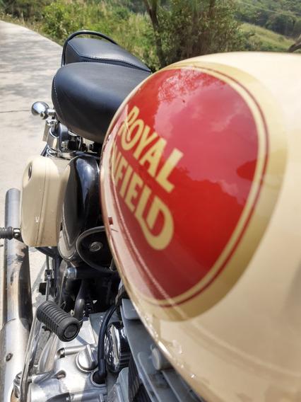 Moto Royal Enfield Classic 500 Modelo 2016