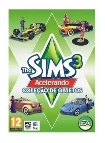 The Sims 3 - Acelerando - Pc / Mac - Original - Lacrado