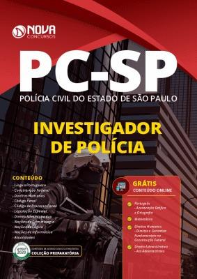 Apostila Concurso Pc Sp 2020 - Investigador De Polícia