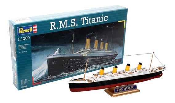 Kit Para Montar Revell R.m.s. Titanic Escala 1/1200 - 05804
