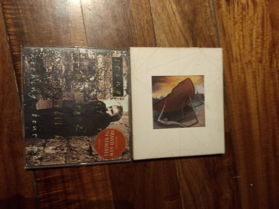 Sting - Lote 2 Cds - Soul Cages + Single