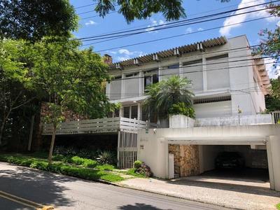 Casa Em Pacaembu, São Paulo/sp De 550m² 4 Quartos À Venda Por R$ 2.950.000,00para Locação R$ 8.000,00/mes - Ca226245lr