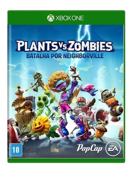 Plants Vs Zombies Batalha Por Neighborville Xbox One Física