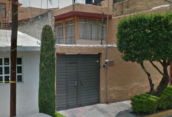 Casa En Venta / Remate Bancario Héroes De Churubusco