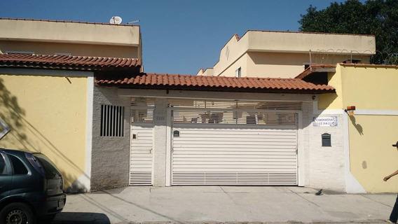 Casa Em Condomínio C/ Garagem - Itaquera Vl.carmosina