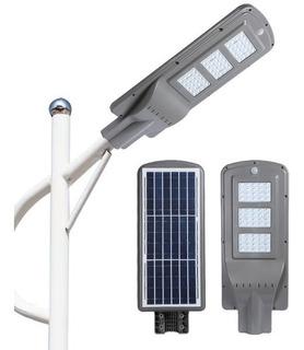 Super Oferta!!! Luz Led Solar 60w. Exteriores. Envío Gratis!