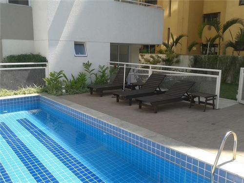 Imagem 1 de 17 de Apartamento De 56m2 - 2 Dorms Sendo 01 Suíte - 01 Vaga - Saúde - Próximo Metro - Ap10666