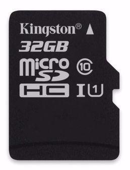 Cartão De Memória 32gb Micro Sd Klngston