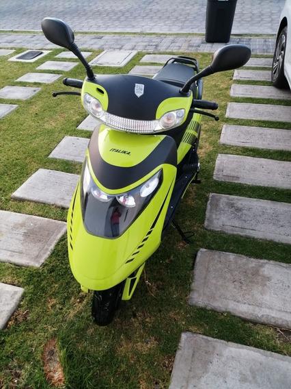 Italika Xd125