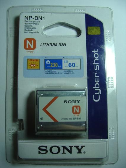 Bateria Sony Tipo N Np-bn1 Original