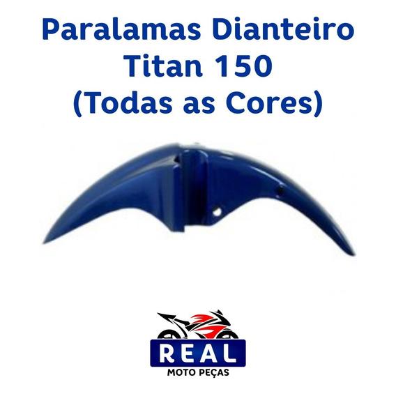 Paralama Dianteiro Titan 150 Até 2008