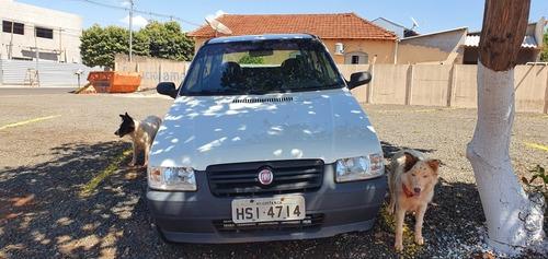 Imagem 1 de 9 de Fiat Uno Mille 2007 1.0 Fire Flex 5p
