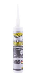 Ea Silicona Sellante Adhesivo Construcción X280ml Ea2175449t