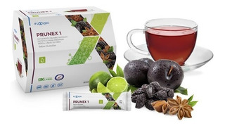 Prunex Fuxion - Té Orgánico Detox - Limpieza Colónica