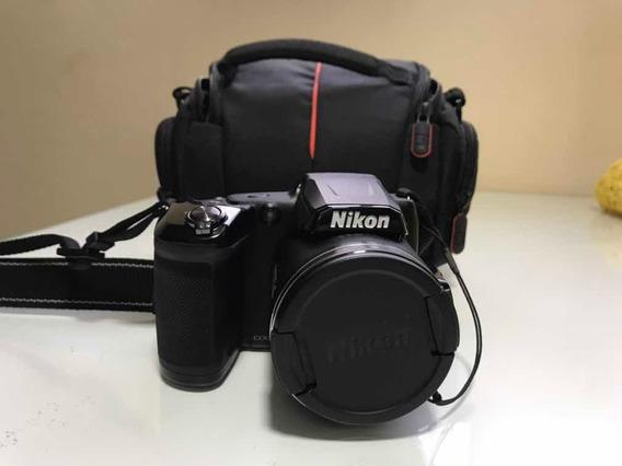 Câmera Nikon L840